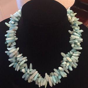 Jewelry - Big Amazonite